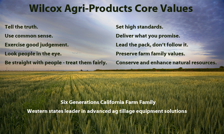 Wilcox-Agri-Products---Core-Values-Graphic